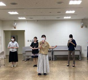 保護中: ミュージカル合同練習会 オンライン公演のお知らせ
