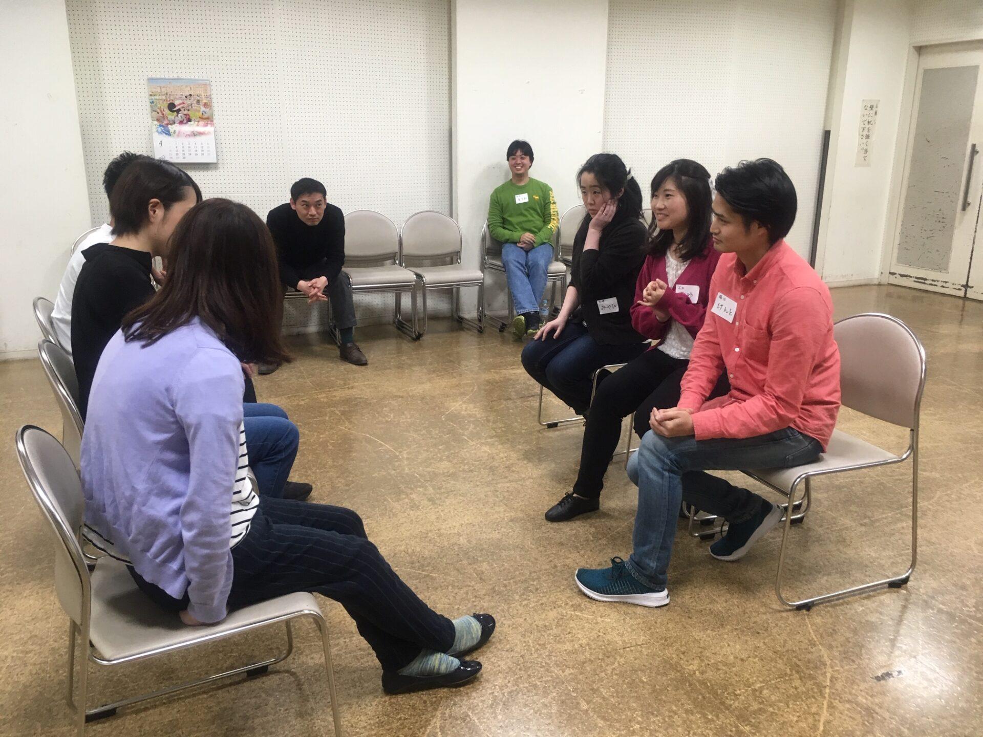 【ミュージカル合同練習会】4月13日練習会レポート!
