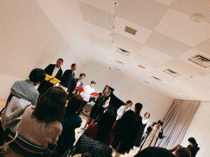 「ヒアモア!Voices」クリスマスライブ レポート!