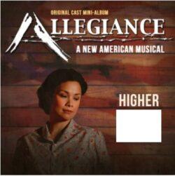 【もっと高く/Higher(ミュージカル曲)を上手く歌いたい!】アリージャンス~忠誠~/Allegiance 歌い方・歌唱法