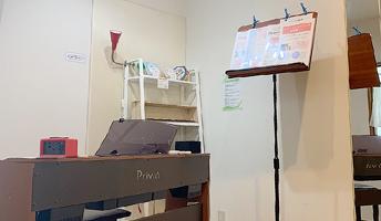 教室フォト レッスン室
