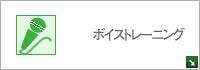 モア東京ボーカル教室のボイストレーニング